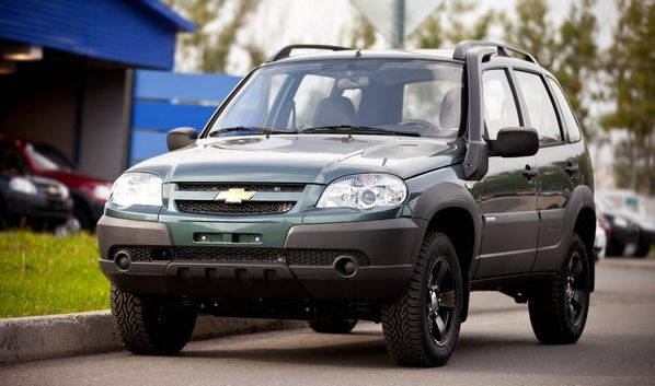 Chevrolet NIVA Special Edition 2011 года