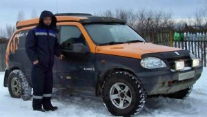 Chevrolet Niva BattleCruiser