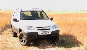 Chevrolet NIVA Winter Edition